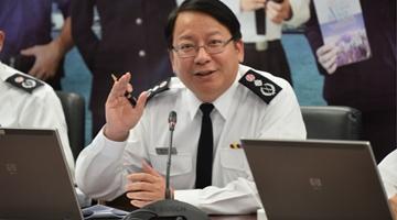 陈国基料任港国安委秘书长 刘赐蕙掌警队执法
