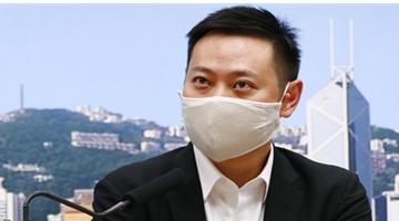 """徐英伟:""""港区国安法""""实施后香港会恢复社会和政治稳定"""