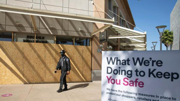 美加州监狱成疫情暴发区 上千名囚犯新冠检测呈阳性