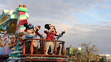 继上海香港之后 东京迪士尼今恢复营业