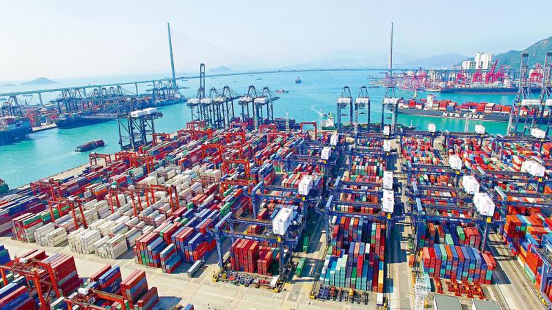维护国家安全\外交部回应美制裁:中国不是吓大的