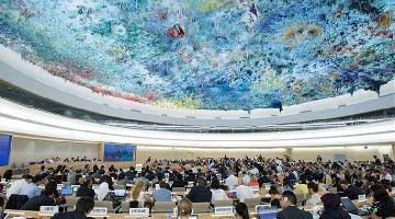 古巴代表52国作发言 欢迎中国通过香港国安法