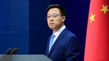 赵立坚:香港国安立法问题根本不是人权问题,更不应被政治化