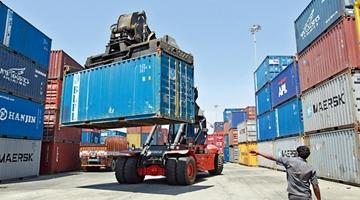 印海关扣中国货 扰本地企业生产线