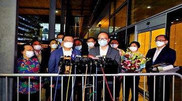 港区代表:国安法保障香港长期繁荣稳定