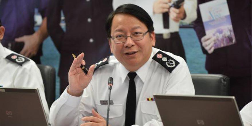 陈国基任香港维护国家安全委员会秘书长