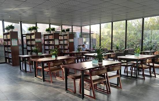 洛陽新增18座城市書房  近期陸續向市民開放
