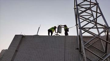 渝半年建3万5G基站 位列全国第一梯队