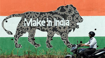 """印度商人谈""""抵制中国货"""":我们也想卖印度货,可它们在哪?"""