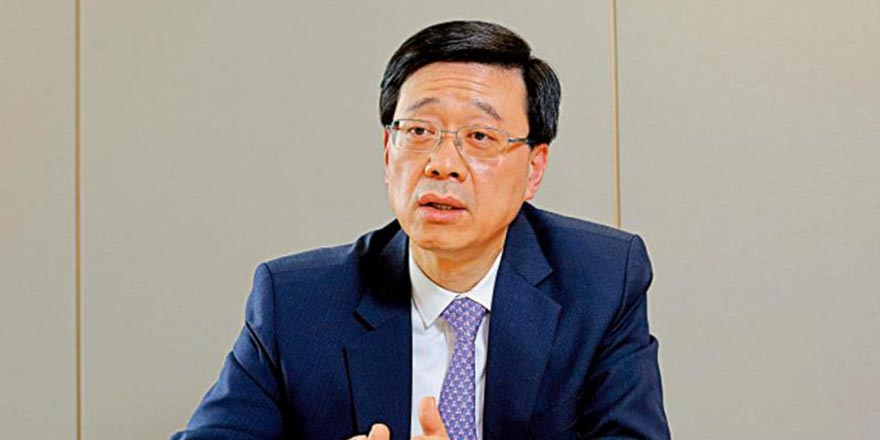 """香港保安局局长:警队国安处可动用""""飞虎队""""助平乱"""