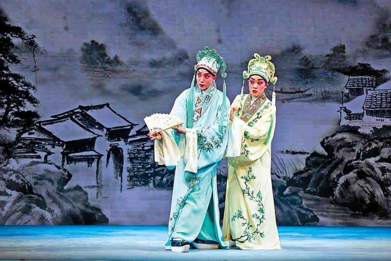 香港藝場地陸續重開  帶觀眾細味戲曲的詩情畫意