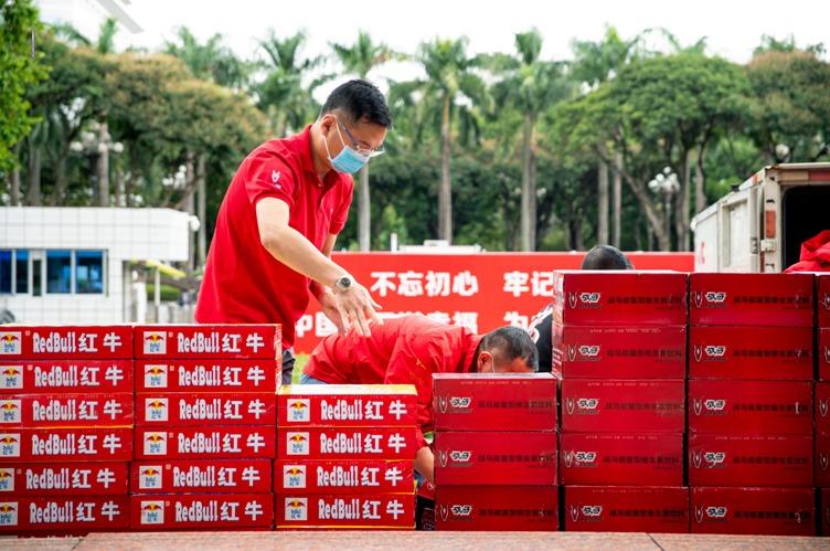朱丹蓬:中国红牛给行业年中报开了好头