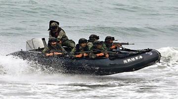 台湾海军军演意外事故导致2死 负责演习教官疑自责轻生
