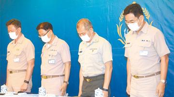 """台海军称翻船事故主因为""""海象骤变"""" 遭台媒质疑"""