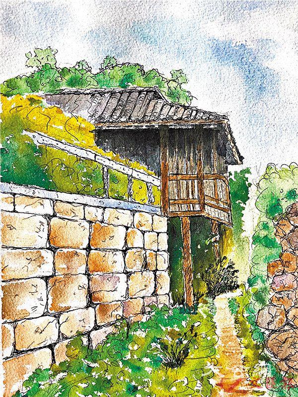 走入畫家的寫生世界 「香港速寫」 勾勒都市印象