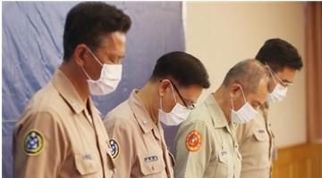 演习出意外致2人死亡 台湾军方取消突击艇登陆课