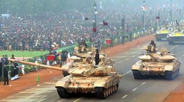 印度加快从多国采购大批武器 要求俄方加急供应