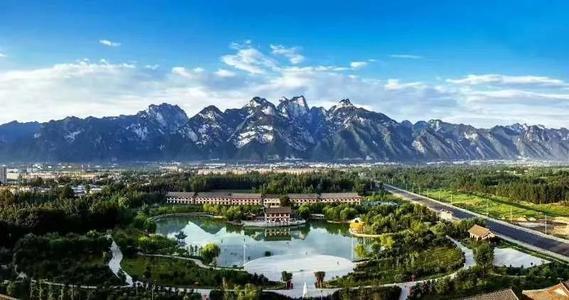 文旅部開展第二批國家全域旅遊示範區驗收認定工作