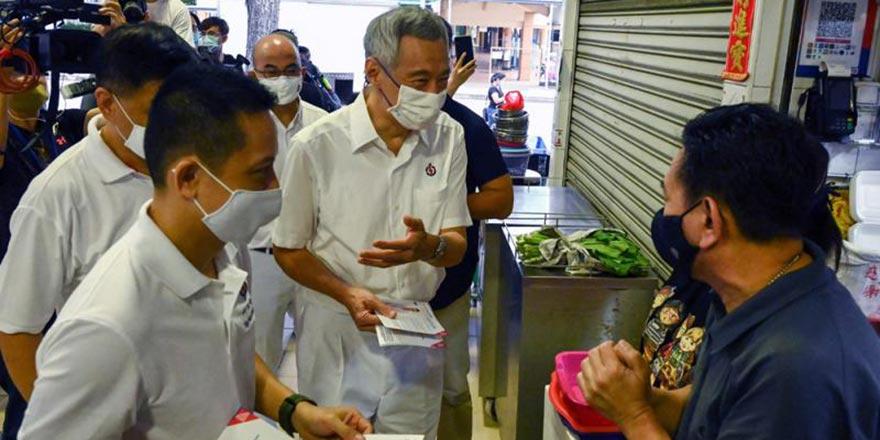 新加坡明日舉行大選 執政黨防疫成效成大選新戰線