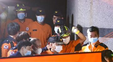 失联首尔市长朴元淳在市区一山上被发现身亡