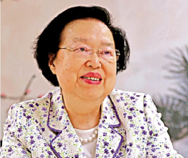 """?譚惠珠:大部分國安案在港審是尊重""""兩制"""""""