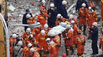 """福建泉州欣佳酒店""""3.7""""坍塌事故调查报告公布"""