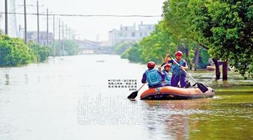 多种高新技术应用于抗洪一线  防汛能力显著提升
