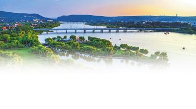 洛陽市推進新時代黃河大保護大治理大提升 水清岸綠入畫來