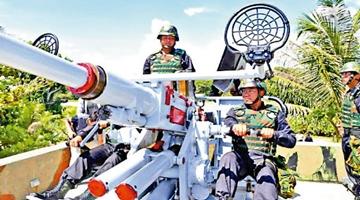 ?解放军若占领太平岛 美国不会派兵援台