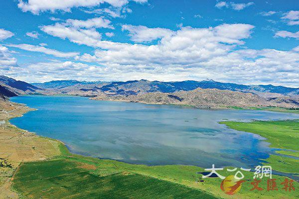 ■可可托海世界地質公園伊雷木湖景區