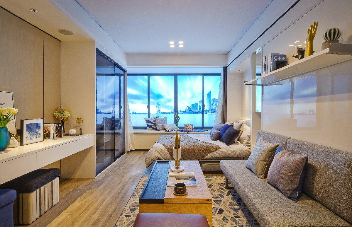 金螳螂7天装修一套公寓 装配式内装走俏建筑市场