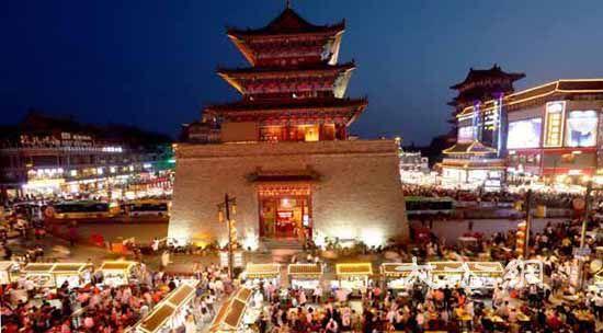 開封啟動文旅消費惠民季 讓海內外遊客體驗大宋不夜之城