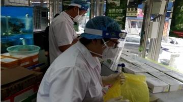 大连零新增确诊 南美白虾核酸检测均呈阴性