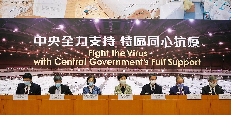 林郑月娥:目标两周内推出自愿性全民病毒检测
