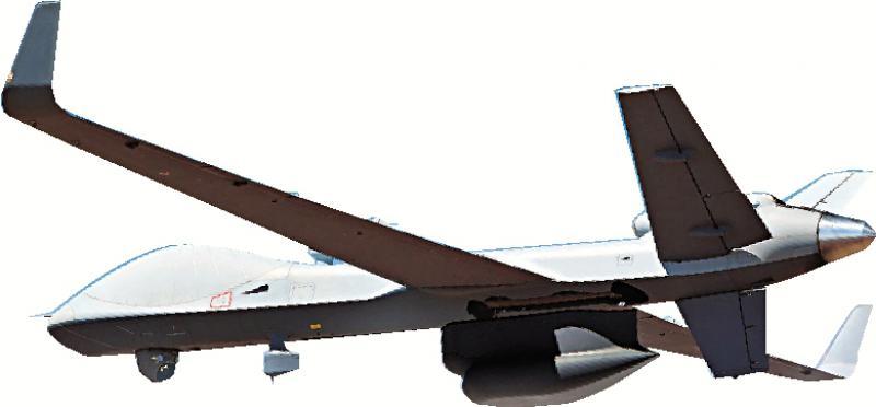 MQ-9B无人机参数