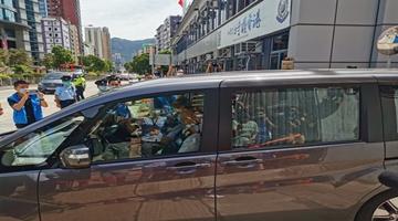 黎智英违国安法被捕 百警搜壹传媒总部
