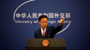 外交部:人大常委会决定有利维护香港宪制和法治秩序