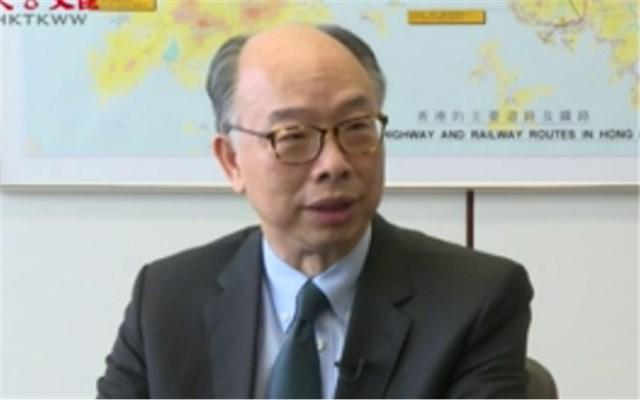 陳帆:政府致力為市民提供上樓機會