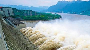 ?三峡将迎最大洪水 峰值流量每秒7万4千立方