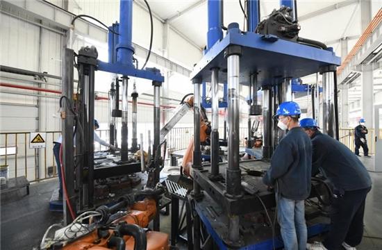 兰州规模以上工业增5.2%工业经济回稳向好