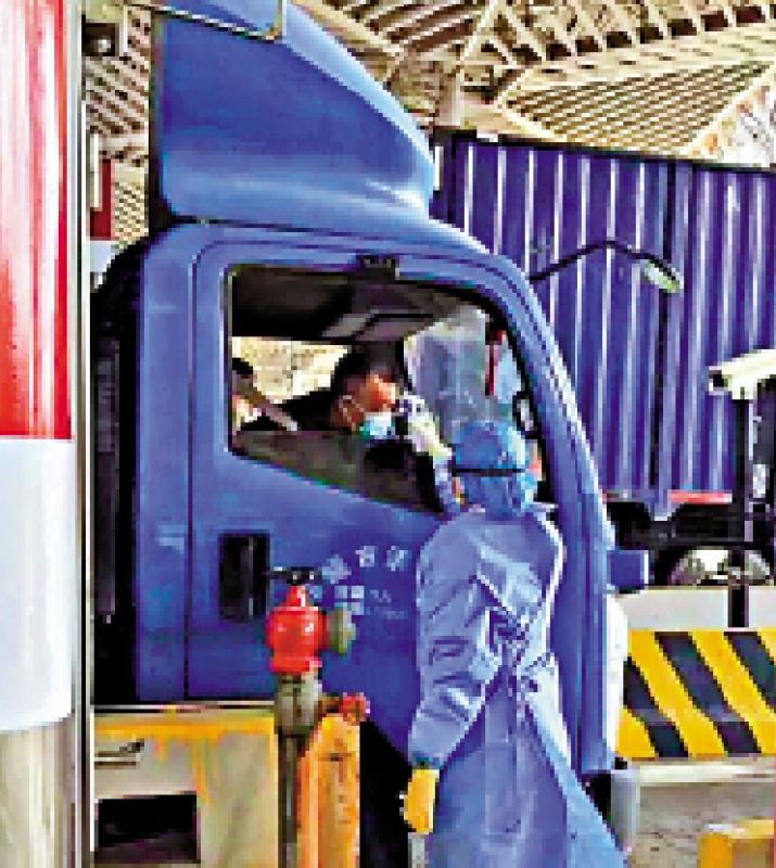 ?跨境货车入境广东 下月起需装GPS和ETC