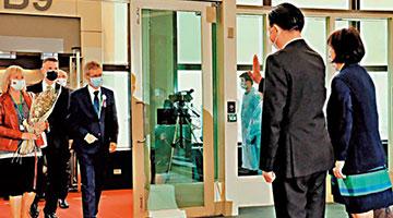 ?中方:坚决反对捷克议长访台 专家:台捷利益勾结难长久