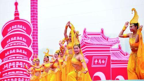 河洛文化旅遊節活動豐富多彩