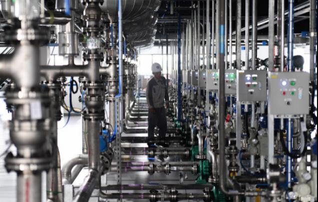 NMN百吨工厂正式投产  基因港二期有望实现万吨产能