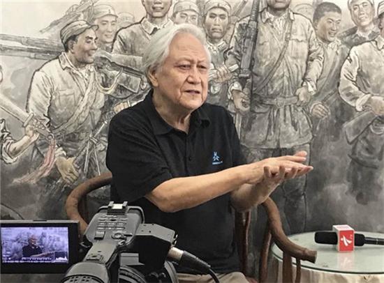 《盛世中华》携手画家贺建国71周年双同庆特刊——赵志田