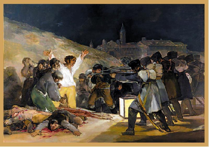 艺加之言/《1808年5月3日》\王 加