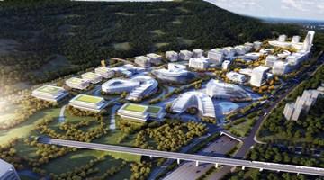 """西部(重庆)科学城拓城市创新发展""""智核"""""""