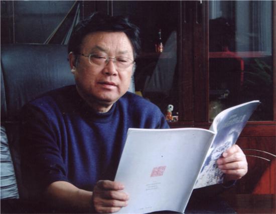 《盛世中華》攜手畫家賀建國71周年雙同慶特刊——姜光明