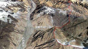 胡锡进透露中印加勒万河谷冲突细节