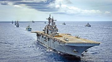 美国拟扩编海军 印太地区加强战略部署